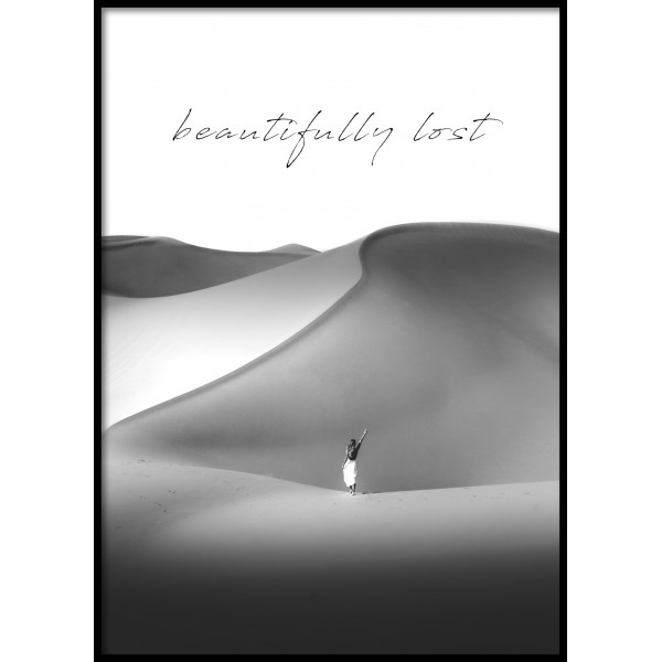 Beautifully Lost Poster