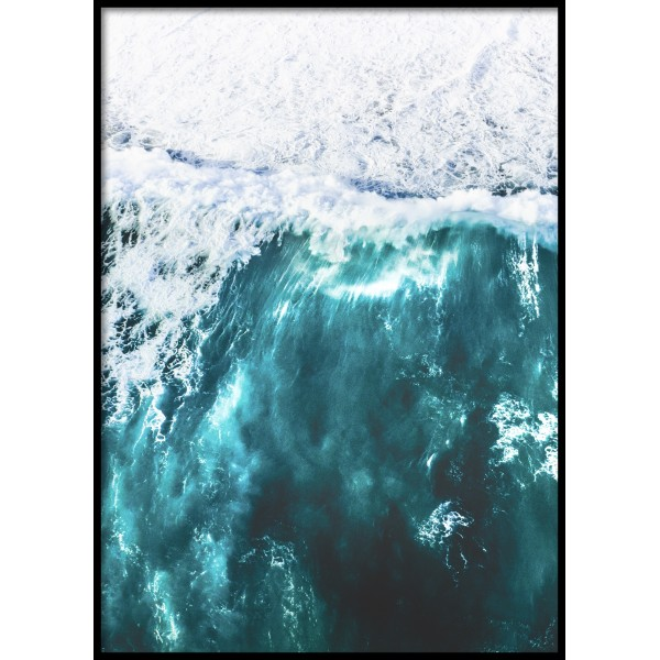 Wild Waves Poster