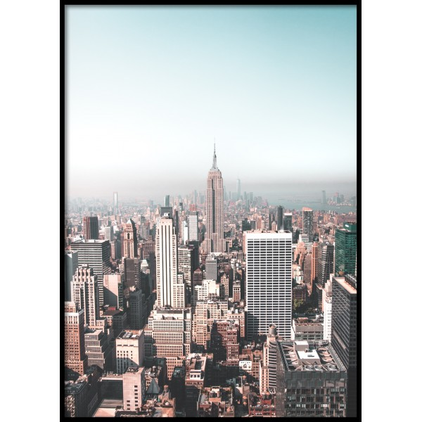 Concrete Jungle Poster