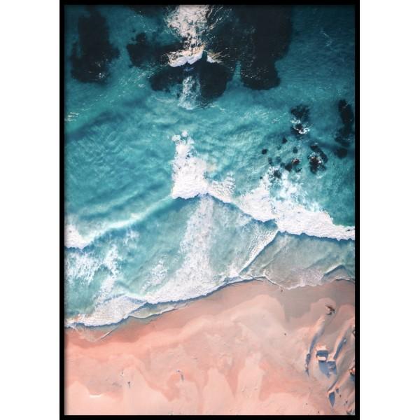Noordhoek Beach Poster