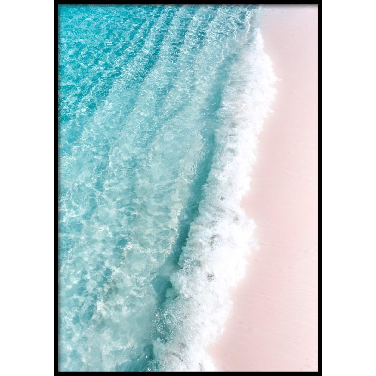 Bahamas Shore Poster