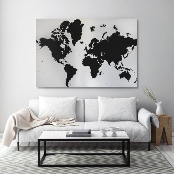VINEBI Worldmap 180x120cm