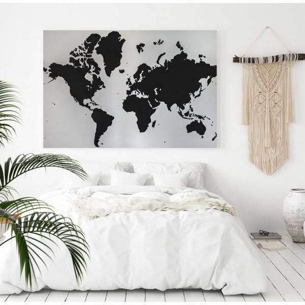 VINEBI Worldmap 160x100cm