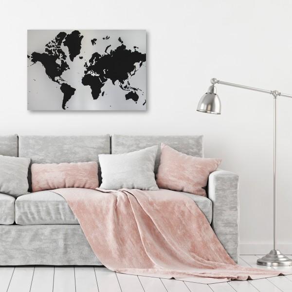VINEBI Worldmap 70x50cm