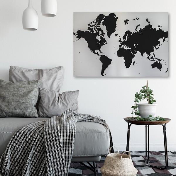 VINEBI Worldmap 100x70cm